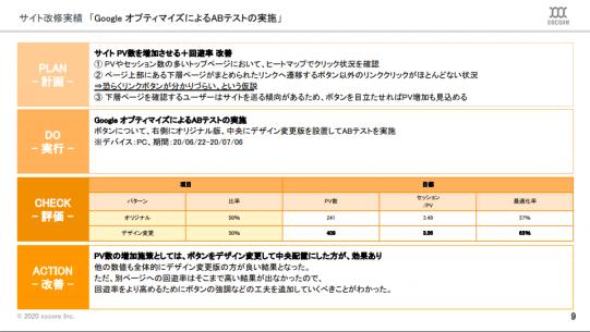 Webサイト制作のサービス資料スクリーンショット3