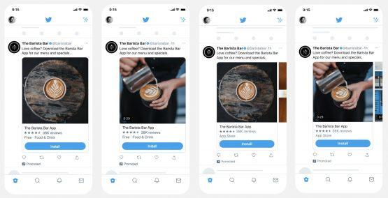Twitter広告配信のイメージ画像